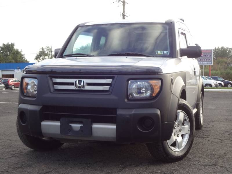 2007 Honda Element for sale at US 1 Auto Mall Inc in Trevose PA