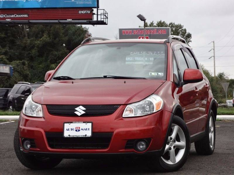 2009 Suzuki SX4 Crossover for sale at US 1 Auto Mall Inc in Trevose PA