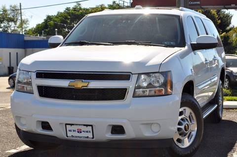 2012 Chevrolet Suburban for sale at US 1 Auto Mall Inc in Trevose PA