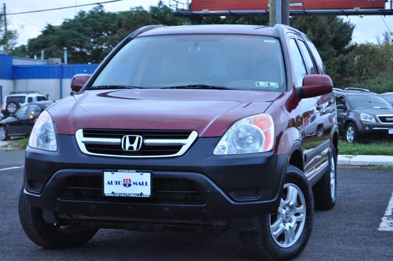 2003 Honda CR-V for sale at US 1 Auto Mall Inc in Trevose PA
