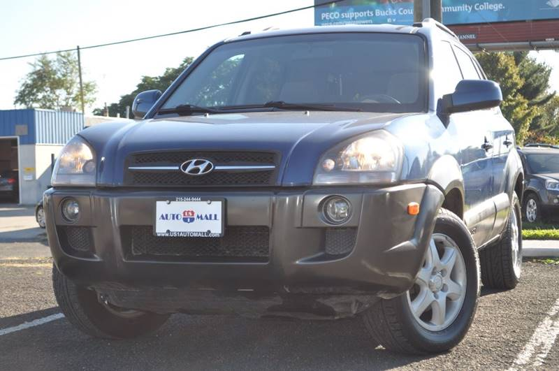 2005 Hyundai Tucson for sale at US 1 Auto Mall Inc in Trevose PA