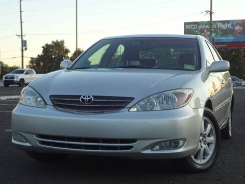 2004 Toyota Camry for sale at US 1 Auto Mall Inc in Trevose PA