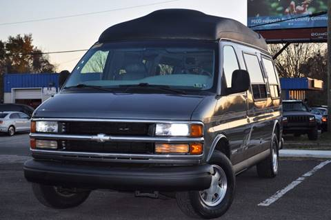 1998 Chevrolet Express 1500 Conversion Van For Sale In Trevose PA