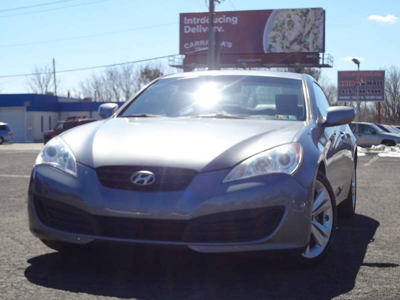 2010 Hyundai Genesis Coupe For Sale At US 1 Auto Mall Inc In Trevose PA