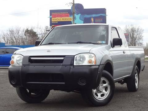 2003 Nissan Frontier for sale in Trevose, PA