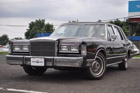 1988 Lincoln Town Car For Sale In Brooklyn Ny Carsforsale Com