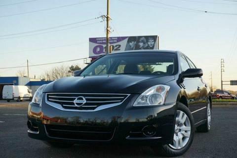 2012 Nissan Altima for sale at US 1 Auto Mall Inc in Trevose PA