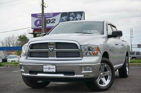 2009 Dodge Ram Pickup 1500 for sale at US 1 Auto Mall Inc in Trevose PA