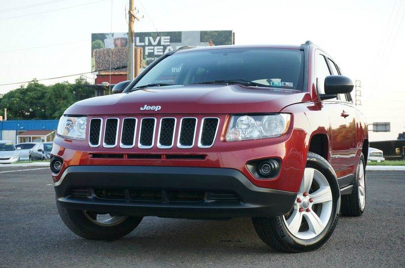 2011 Jeep Compass for sale at US 1 Auto Mall Inc in Trevose PA