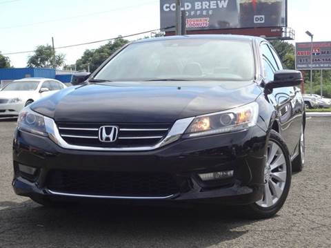 2014 Honda Accord for sale at US 1 Auto Mall Inc in Trevose PA