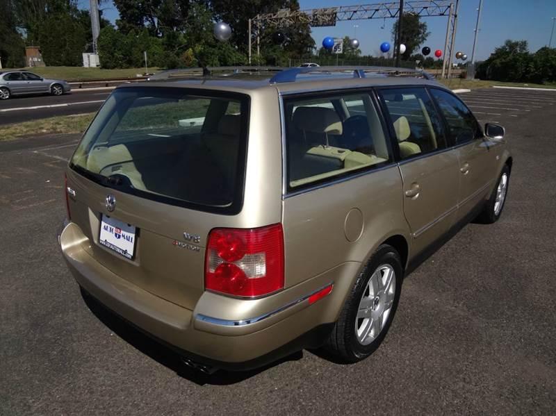 2003 Volkswagen Passat for sale at US 1 Auto Mall Inc in Trevose PA