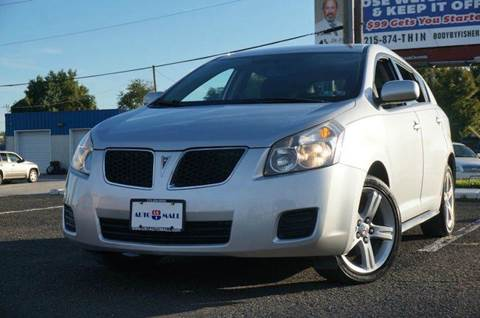 2009 Pontiac Vibe for sale at US 1 Auto Mall Inc in Trevose PA