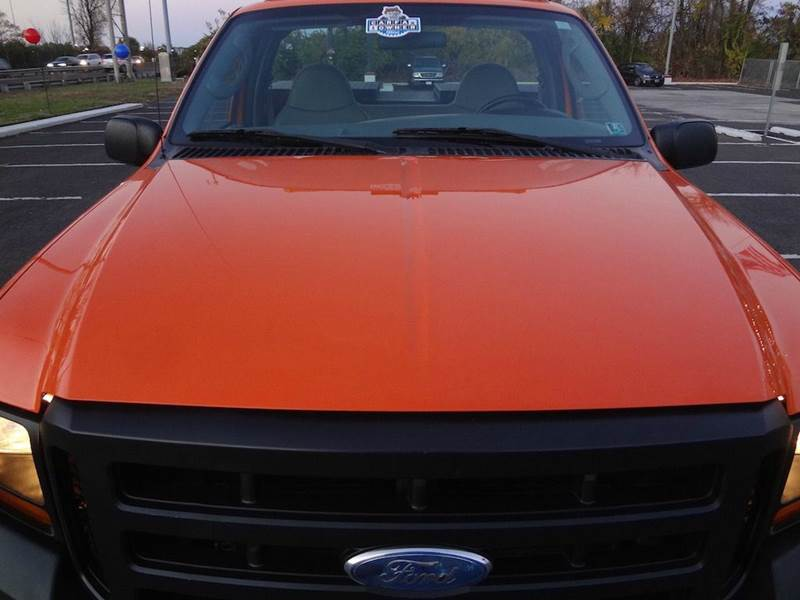 2007 Ford F-250 Super Duty for sale at US 1 Auto Mall Inc in Trevose PA