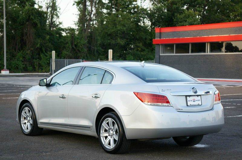 2011 Buick LaCrosse for sale at US 1 Auto Mall Inc in Trevose PA