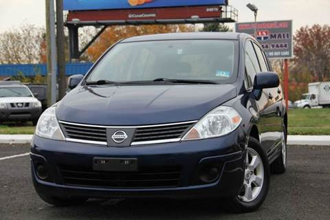 2008 Nissan Versa for sale at US 1 Auto Mall Inc in Trevose PA