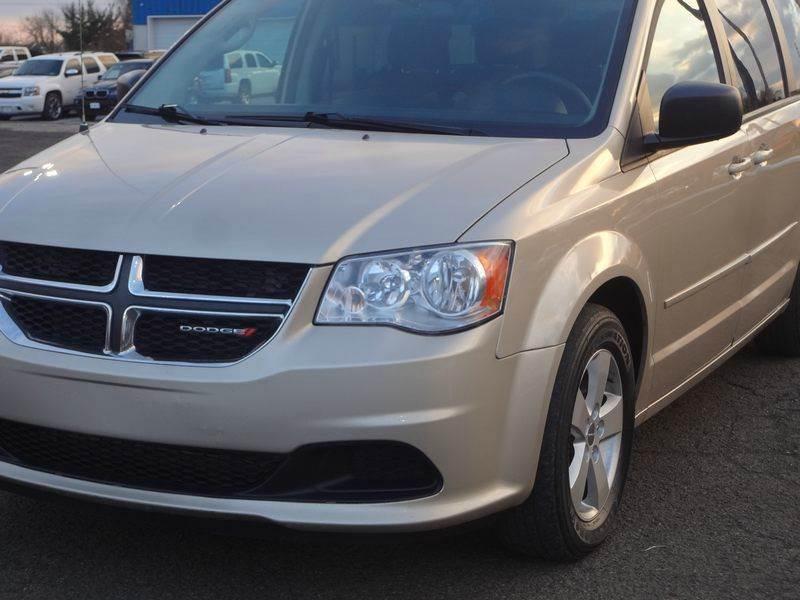 2013 Dodge Grand Caravan for sale at US 1 Auto Mall Inc in Trevose PA