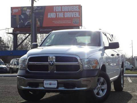 2013 RAM Ram Pickup 1500 for sale at US 1 Auto Mall Inc in Trevose PA