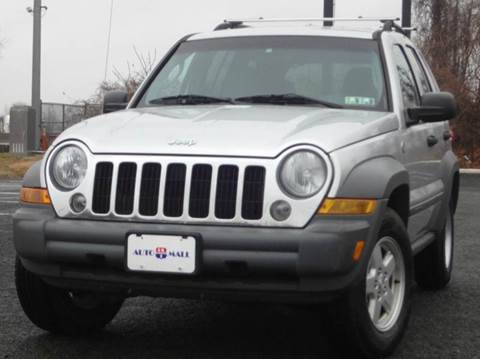 2005 Jeep Liberty for sale at US 1 Auto Mall Inc in Trevose PA
