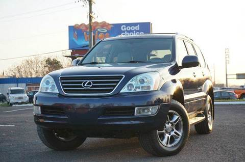 2008 Lexus GX 470 for sale at US 1 Auto Mall Inc in Trevose PA