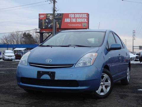 2008 Toyota Prius for sale at US 1 Auto Mall Inc in Trevose PA