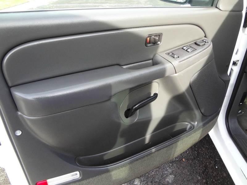2005 Chevrolet Silverado 1500 for sale at US 1 Auto Mall Inc in Trevose PA