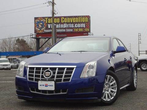 2012 Cadillac CTS for sale at US 1 Auto Mall Inc in Trevose PA