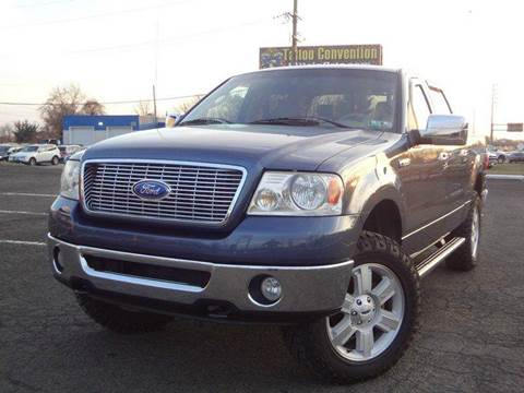 2006 Ford F-150 for sale at US 1 Auto Mall Inc in Trevose PA