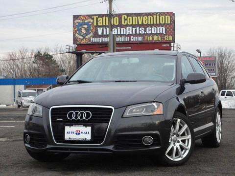2011 Audi A3 for sale at US 1 Auto Mall Inc in Trevose PA