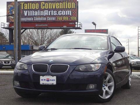 2010 BMW 3 Series for sale at US 1 Auto Mall Inc in Trevose PA