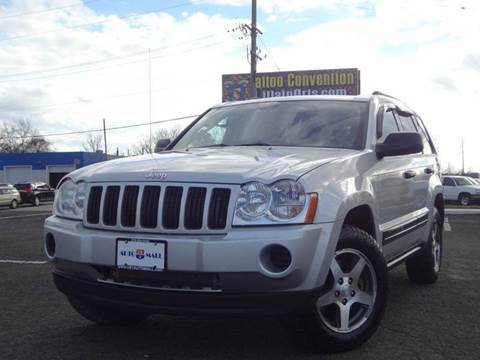 2006 Jeep Grand Cherokee for sale at US 1 Auto Mall Inc in Trevose PA