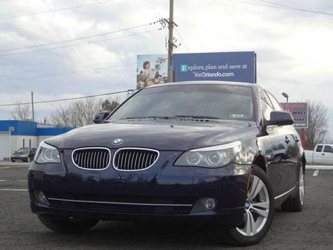 2010 BMW 5 Series for sale at US 1 Auto Mall Inc in Trevose PA