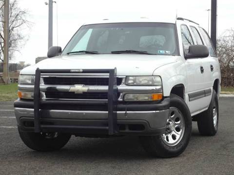 2004 Chevrolet Tahoe for sale at US 1 Auto Mall Inc in Trevose PA