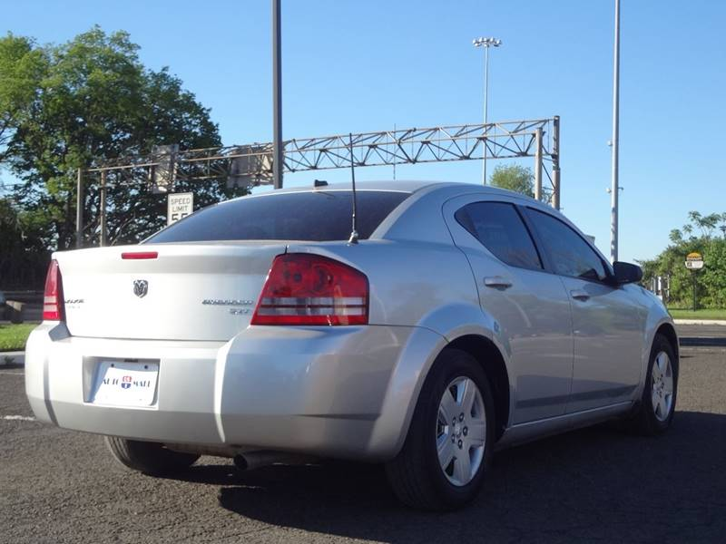 2009 Dodge Avenger for sale at US 1 Auto Mall Inc in Trevose PA