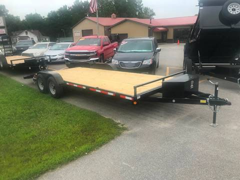 2019 Quality Steel 8320ch10k for sale in Wabash, IN