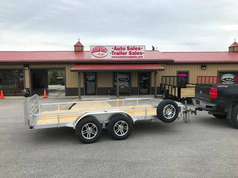 2019 Quality Steel 8214alsl7k for sale in Wabash, IN