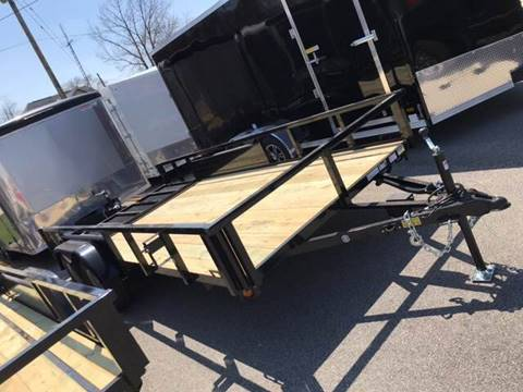 2019 Quality Steel 8216AN7K for sale in Wabash, IN