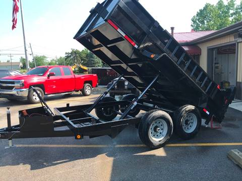 2019 Quality Steel 8312D12K for sale in Wabash, IN
