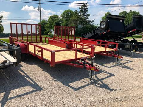 2020 Quality Steel 8214AN7K for sale in Wabash, IN