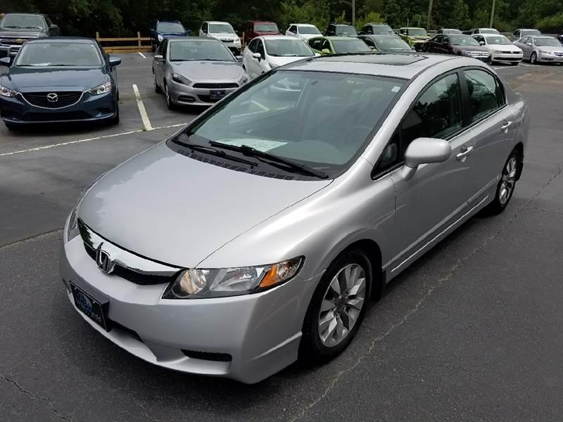 2010 Honda Civic EX 4dr Sedan 5A - Columbus GA