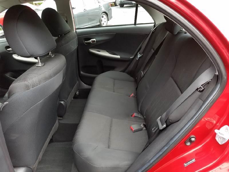 2011 Toyota Corolla S 4dr Sedan 4A - Columbus GA