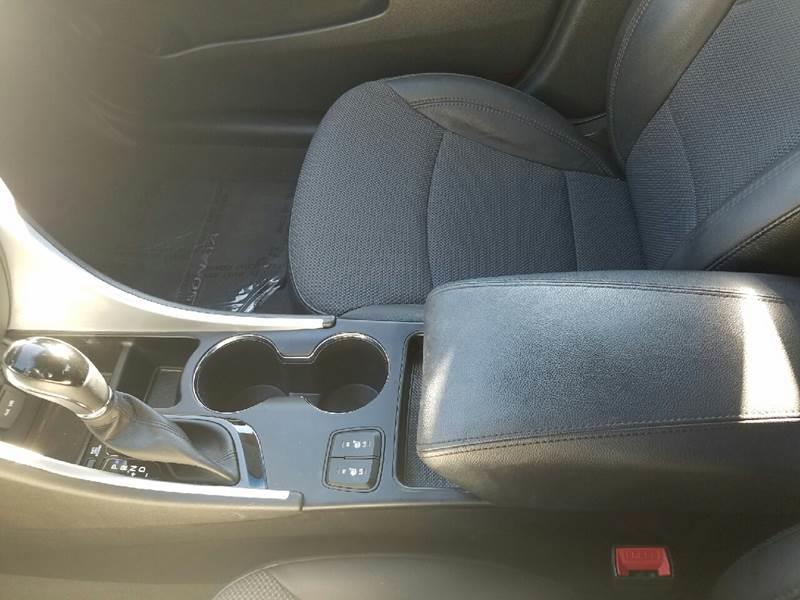 2014 Hyundai Sonata SE 4dr Sedan - Columbus GA