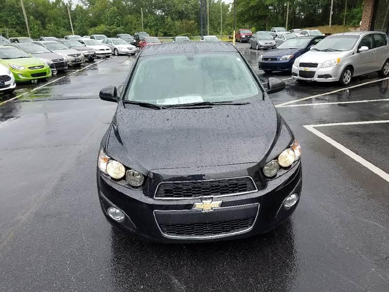 2015 Chevrolet Sonic LT Auto 4dr Sedan - Columbus GA