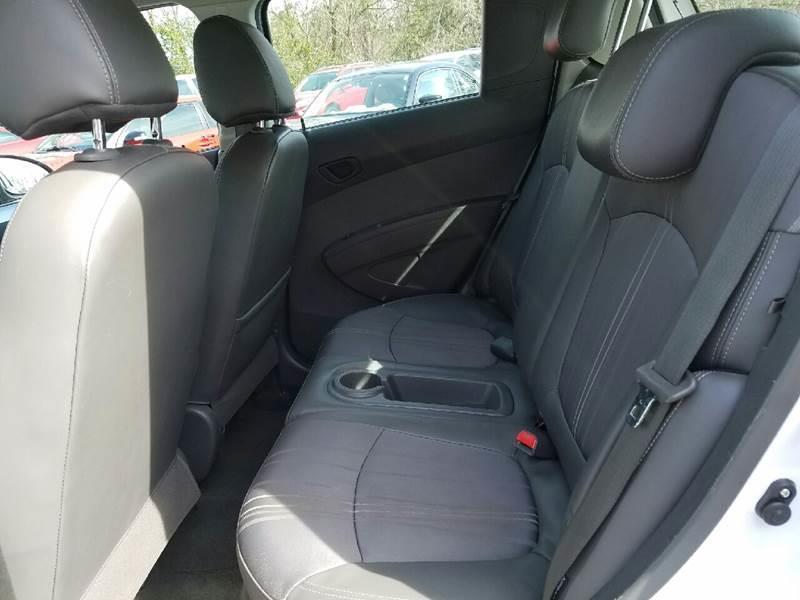2014 Chevrolet Spark 1LT CVT 4dr Hatchback - Columbus GA