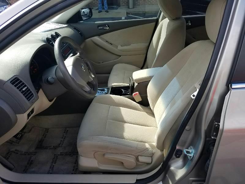 2011 Nissan Altima 2.5 S 4dr Sedan - Columbus GA