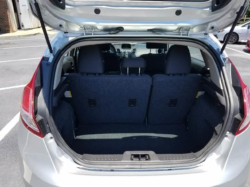 2015 Ford Fiesta SE 4dr Hatchback - Columbus GA