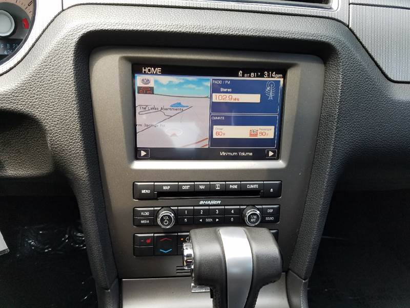 2011 Ford Mustang GT Premium 2dr Fastback - Columbus GA