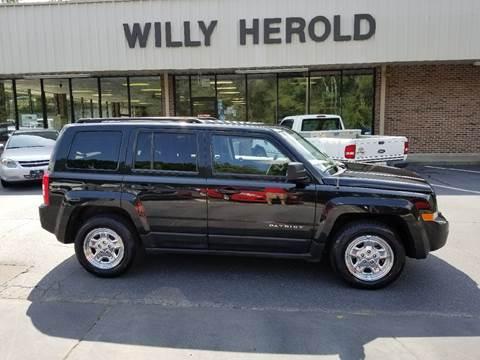 2011 Jeep Patriot for sale in Columbus, GA