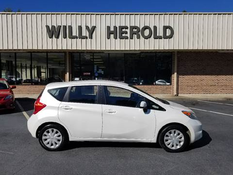 2014 Nissan Versa Note for sale in Columbus, GA