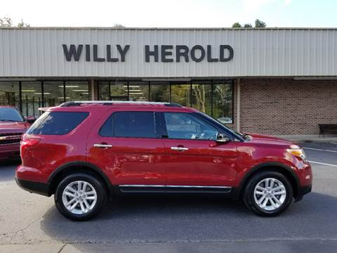 2013 Ford Explorer for sale in Columbus, GA