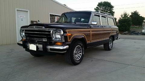 jeep wagoneer for sale in wilmington nc. Black Bedroom Furniture Sets. Home Design Ideas
